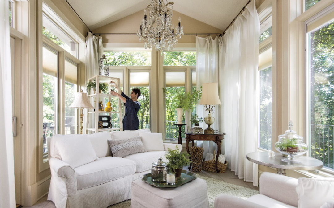 Spring Inspiration for Your Sunroom